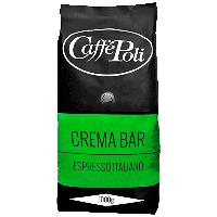 Кофе в зернах Caffe Poli Crema Bar 1 кг, фото 1