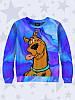 Світшот дитячий 3D Scooby Doо