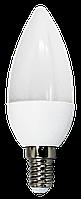 LED лампа NEOMAX С37 свеча 4W E14 4000K (NX4C) 360Lm