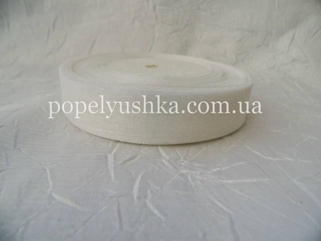 Органза 2 см біла