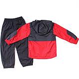 Демисезонный комплект для мальчика Peluche S18 M 57 EG Really Red. Размер 104-122., фото 2