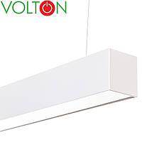 Линейный LED светильник 30W 1200мм