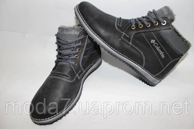 Мужские зимние ботинки Columbia 40р, фото 2