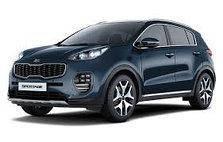 Коврики автомобильные в салон Kia Sportage IV (2016-I кв 2019)