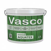 VASCO WOOD AQUATEX Орех,  2.7 л