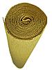 16А/11 (579) ИТАЛЬЯНСКАЯ ГОФРИРОВАННАЯ БУМАГА CARTOTECNICA ROSSI Золотая пшеница 50X250 СМ