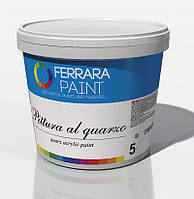 Кварцевая краска Pittura al quarzo.
