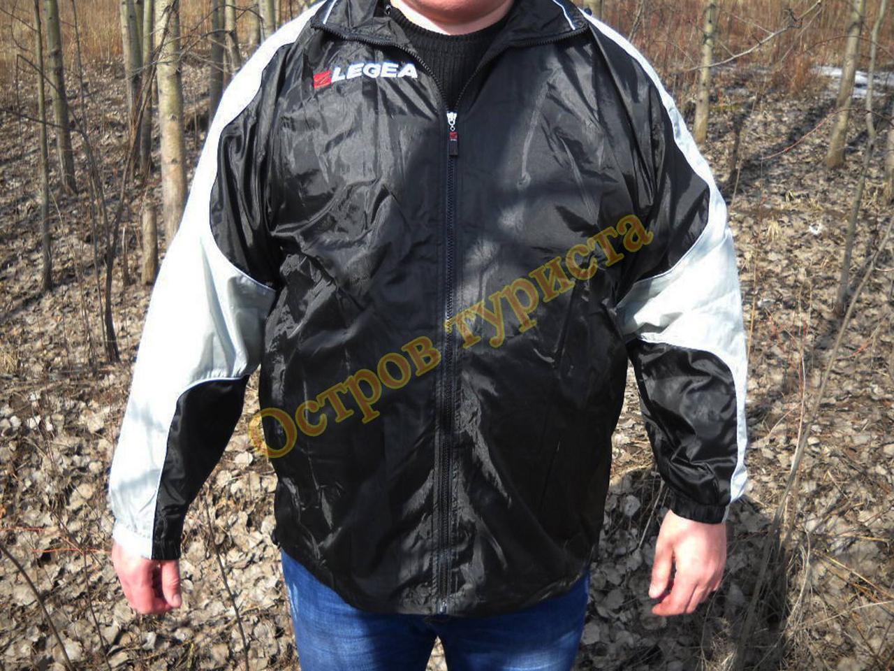 Куртка ветровка штормовка мужская Legea Италия 2XL новая