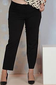 Черные брюки 004