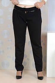 Черные брюки 006