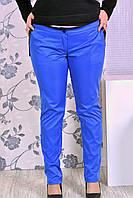 Синие брюки 007