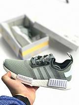 "Мужские кроссовки Adidas NMD R1 ""Charcoal Grey"", фото 2"