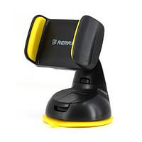 Автомобильный держатель Remax RM-C06 - черно-желтый, фото 1