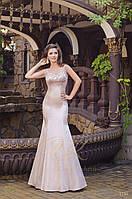 Вечернее (выпускное) платье модель № 1256