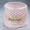 Хлопковая пряжа Bobilon Maxi (9-11мм). Нежно-Розовый