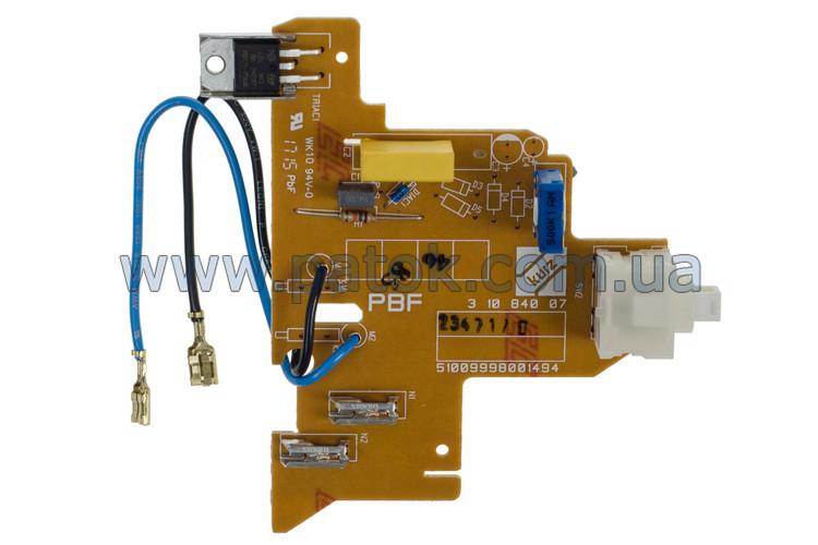 Модуль управления для пылесоса VS06, BSG6 Bosch 12005289