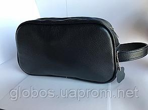 Косметичка ― несессер мужская кожа GLOBOS01-07/1, фото 2