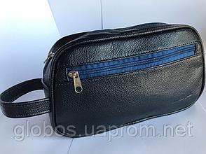 Косметичка ― несессер мужская кожа GLOBOS01-07/1, фото 3