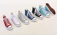 Кеды высокие Converse All Star 4615: размер 36-40, 6 цветов
