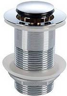 KOLO 99110000 Сливной клапан push-open (для умывальников без перелива)