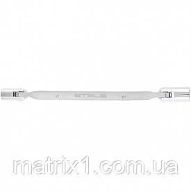 Ключ шарнирный 8х10 мм., CrV STELS