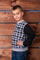 Джемпер для мальчика 1-19. Размер 32 ( 110 см ), 36 (134 см), фото 1