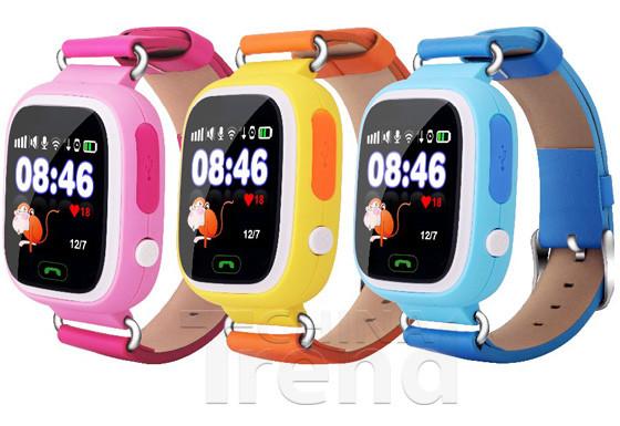 Умные Смарт Часы Детские с GPS Трекером (Детские Умные Часы Телефон ... 88fe9354e79d4