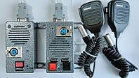 Автомобильное переговорное устройство «CMМ-АВТО-2Т» ВОДИТЕЛЬ - САЛОН (кабина автомобиля - кунг)