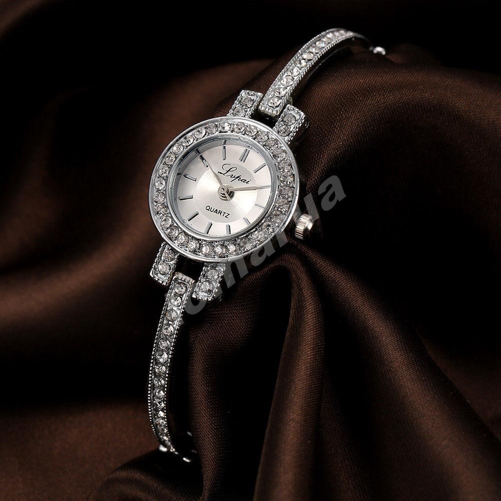 Женские часы-браслет Silver