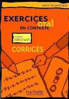 Oral - De'butant/ Corrige's