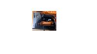 Степлер с усиленным ударным механизмом рессорный металический корпус с хромированной вставкой арт. 500-003
