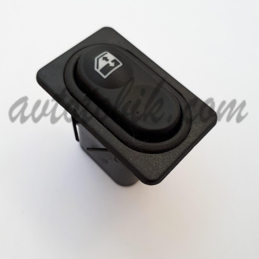 Кнопка стеклоподъемников ВАЗ 2110-12 (Россия, Авар)