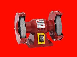 Точильный станок Intertool DT-0806 на 125 мм