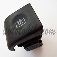 Кнопка включення обігріву заднього скла ВАЗ 2110-12 (Авар)
