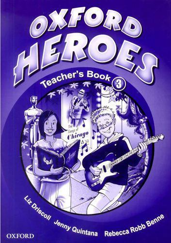 Oxford Heroes 3 Teacher's Book (Книга для учителя)