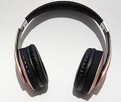 Стерео Bluetooth гарнитура/плеер WESDAR BH2 розовая