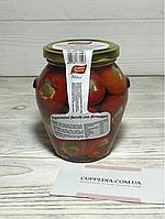 Pepperoncini con Ricotta e Cappero-(перец фаршированный сыром рикотта и каперсами)