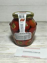Pepperoncini con Ricotta e Cappero-(перець фарширований сиром рікотта та каперсами)