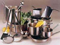 Кухонний інвентар - неодмінна умова професійного обслуговування