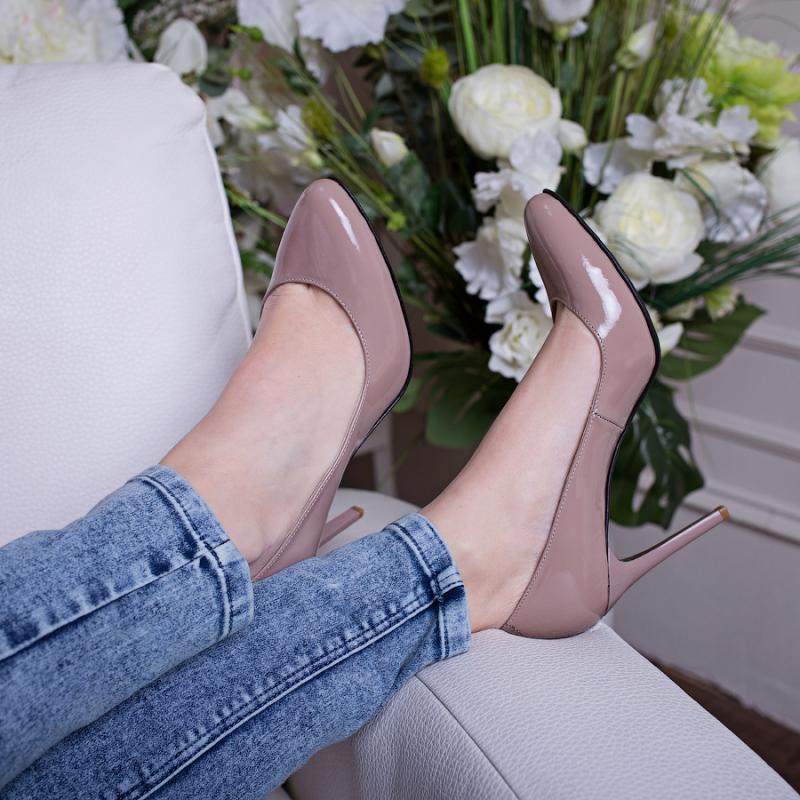 Туфли кожаные 28258