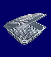 Одноразовый контейнер квадратной формы арт. 56Р