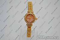 Женские кварцевые часы на браслете