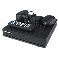 Видеорегистратор для камер гибридных, AHD и IP.GreenVision GV-A-S033/08 1080N