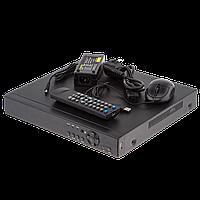 Видеорегистратор для гибридных, AHD и IP камер.GreenVision GV-A-S034/16 1080N
