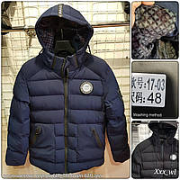 Куртка мужская 1703 (48-58 , 6 ед) зима куртка мужская синий