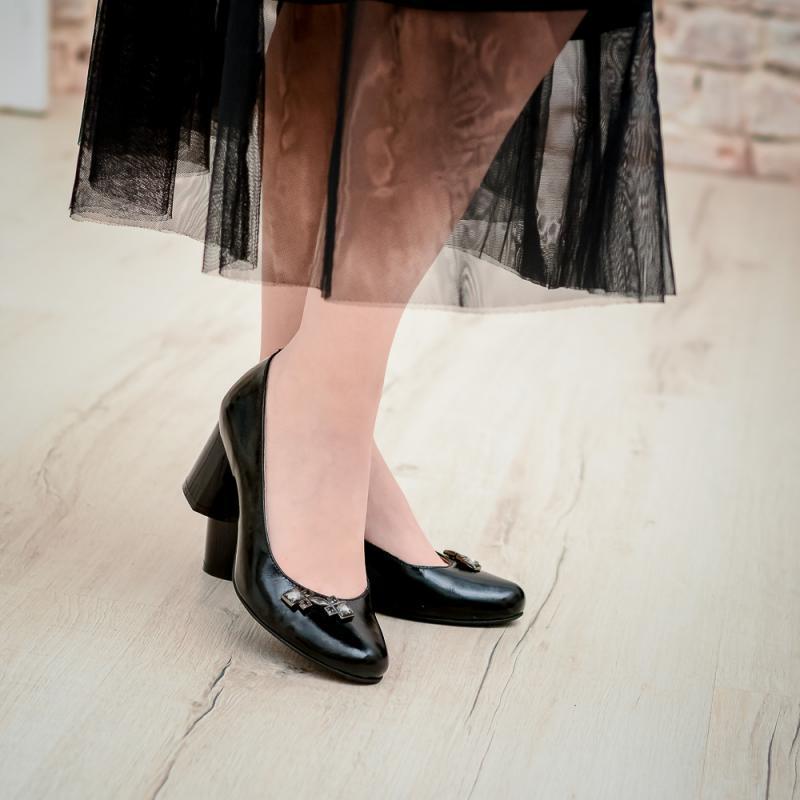 Туфли кожаные 28733