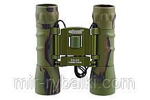 Бинокль 22x32 - BASSELL (green)