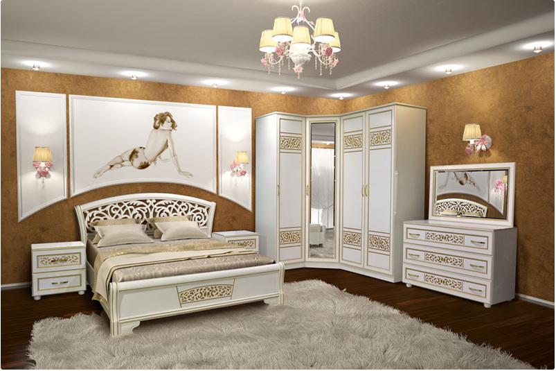 спальня спальный гарнитур полина новая продажа цена в киеве