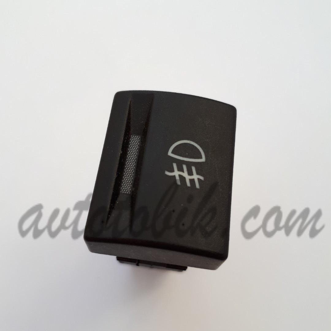 Кнопка включения передних противотуманных фар ВАЗ 2170 Приора  (Россия, Зубова Поляна)