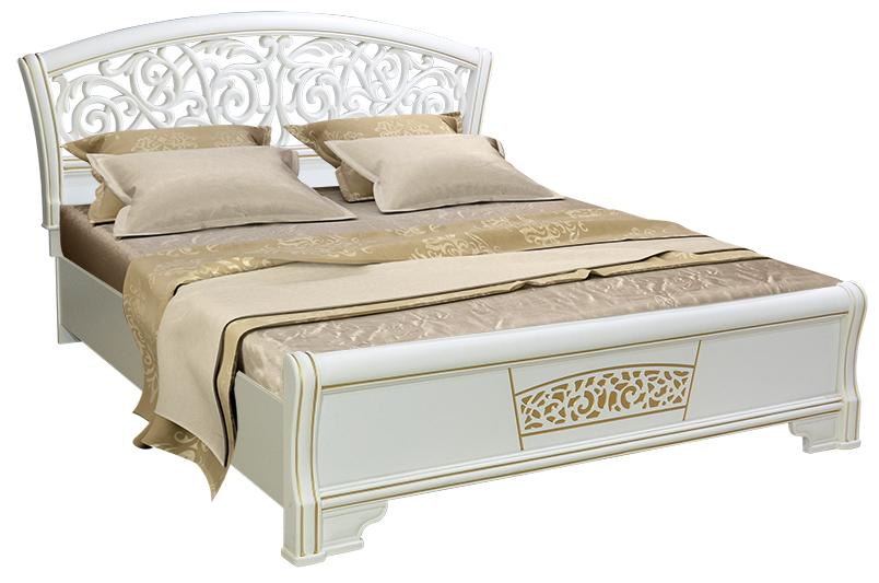 спальня спальный гарнитур полина новая кровать 2сп 16 м